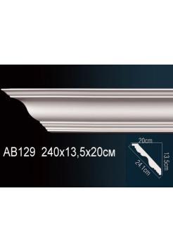 Потолочный плинтус (карниз) Perfect AB129