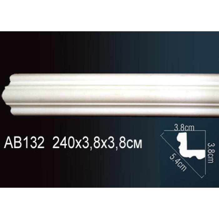 Потолочный плинтус (карниз) Perfect® AB132
