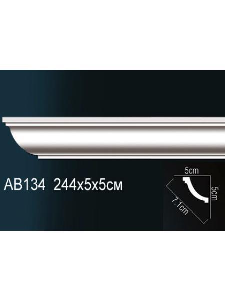 Потолочный плинтус (карниз) Perfect AB134