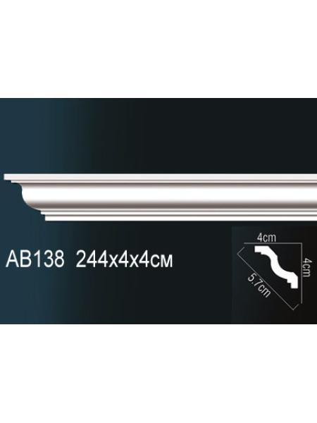 Потолочный плинтус (карниз) Perfect AB138