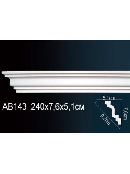 Потолочный плинтус (карниз) Perfect AB143