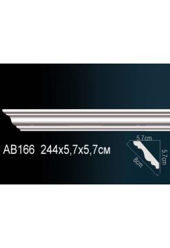 Потолочный плинтус (карниз) Perfect AB166
