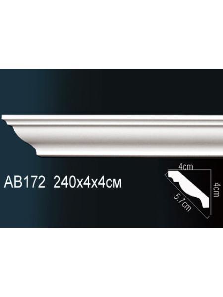 Потолочный плинтус (карниз) Perfect AB172
