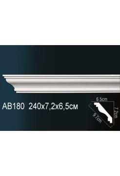 Потолочный плинтус (карниз) Perfect AB180