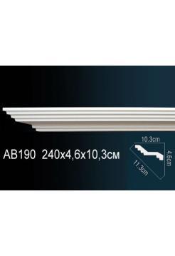 Потолочный плинтус (карниз) Perfect AB190