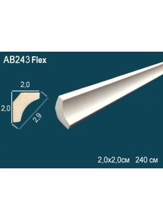 Потолочный плинтус (карниз) Perfect AB243