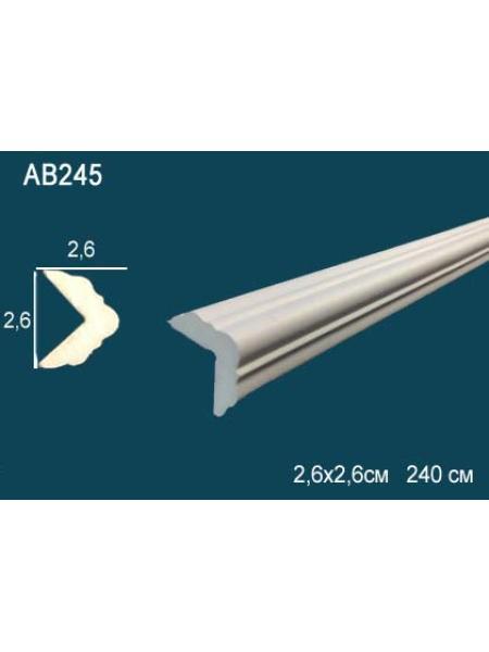 Потолочный плинтус (карниз) Perfect AB245