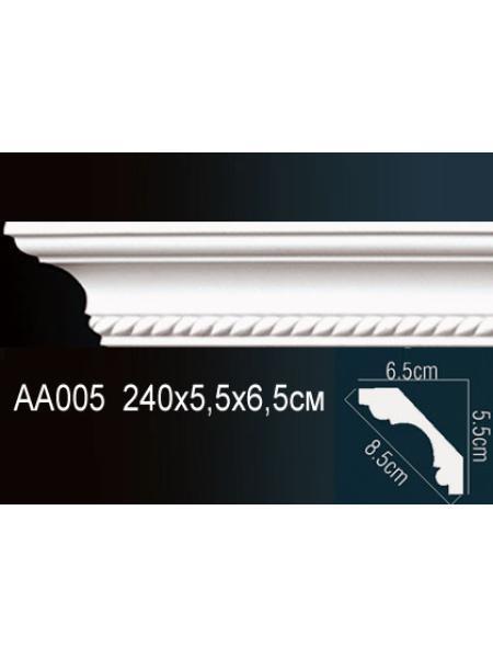 Потолочный плинтус (карниз) Perfect AA005