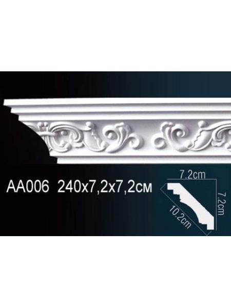 AA006 Потолочный плинтус (карниз) Perfect