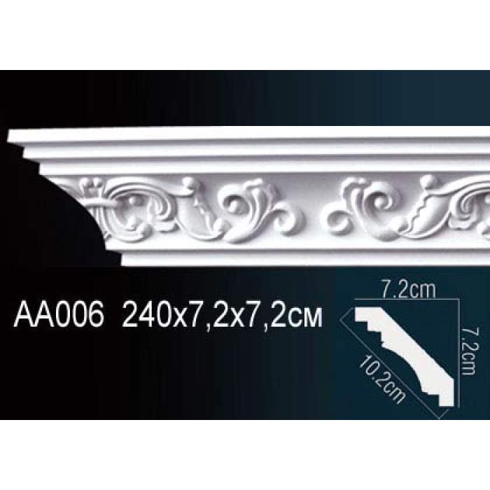 Потолочный плинтус (карниз) Perfect® AA006