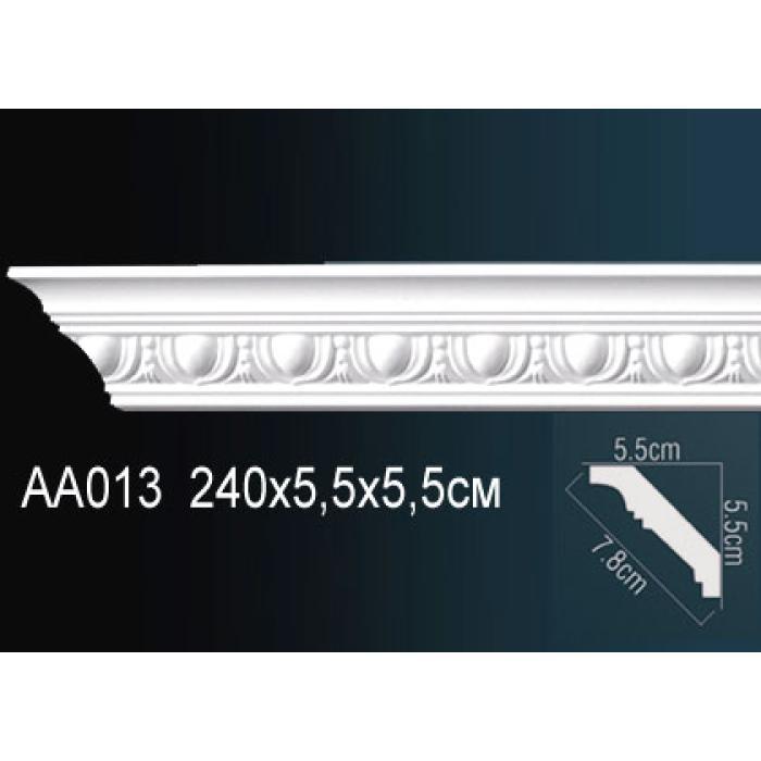 Потолочный плинтус (карниз) Perfect® AA013