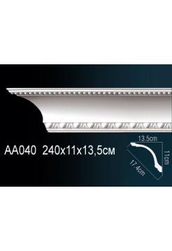 Потолочный плинтус (карниз) Perfect AA040
