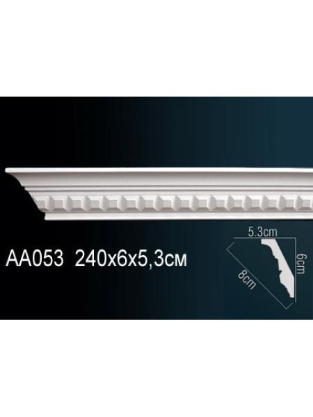 Потолочный плинтус (карниз) Perfect AA053