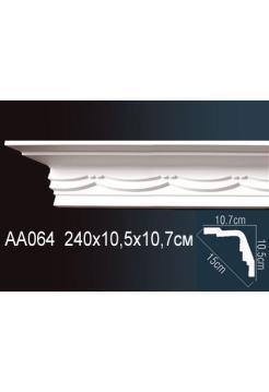Потолочный плинтус (карниз) Perfect AA064