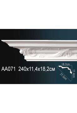 Потолочный плинтус (карниз) Perfect AA071