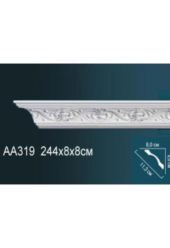 Потолочный плинтус (карниз) Perfect AA319