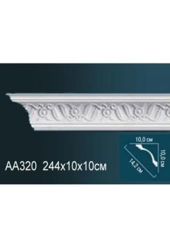 Потолочный плинтус (карниз) Perfect AA320