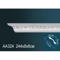 AA324 Потолочный плинтус (карниз) Perfect