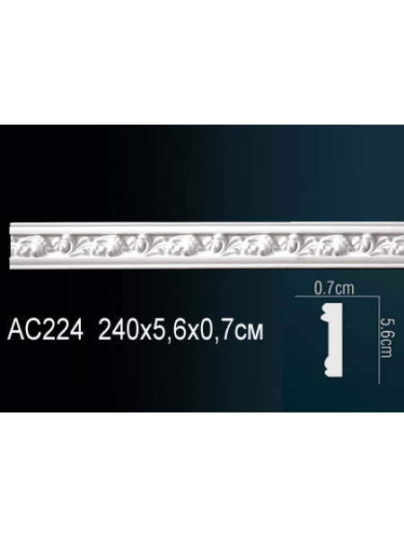 Молдинг Perfect AC224