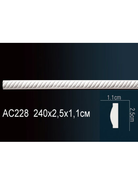 Молдинг Perfect AC228