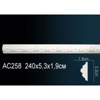 AC258 Perfect (53 мм/ 19 мм )
