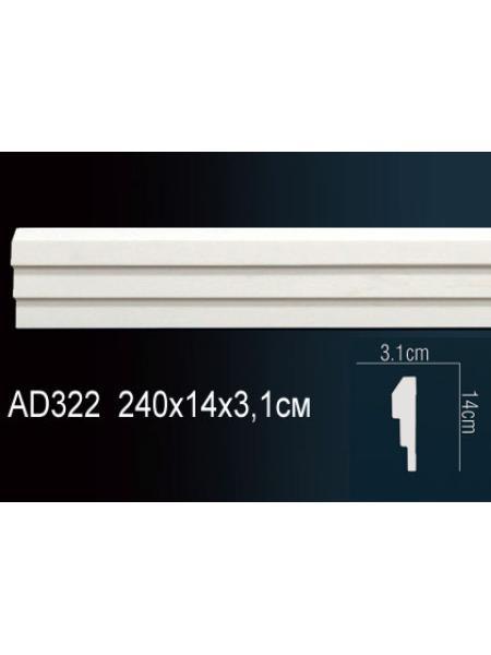 AD322 Perfect (140мм/31мм)