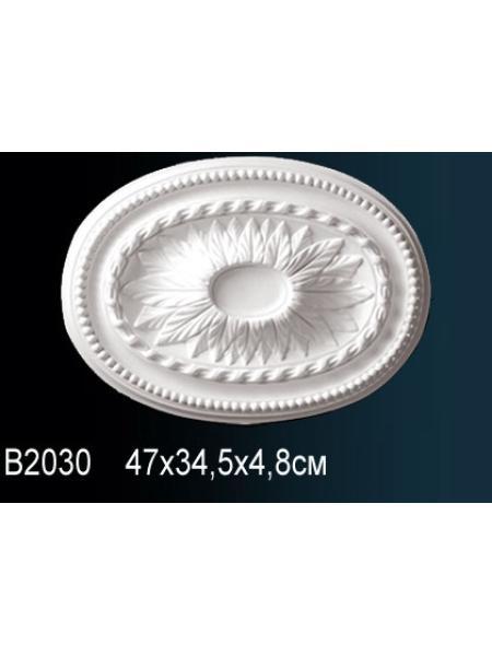 Розетка потолочная Perfect B2030