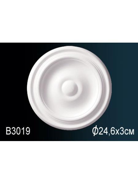 Розетка потолочная Perfect B3019