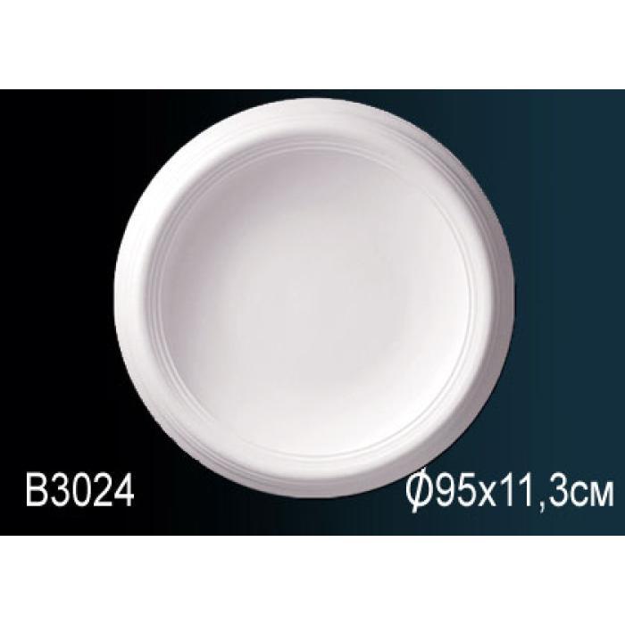 Розетка потолочная Perfect® B3024