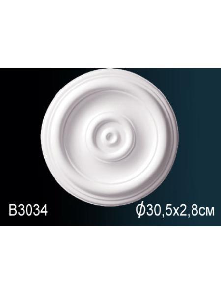 Розетка потолочная Perfect B3034