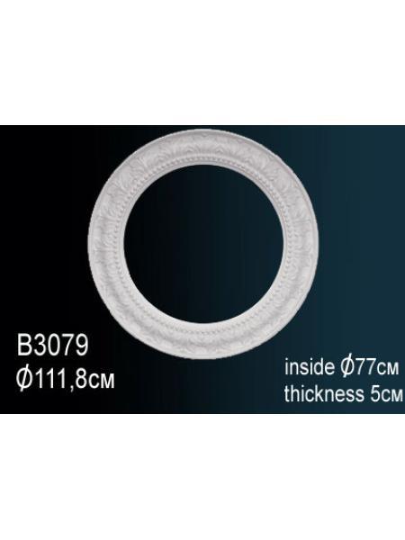 Розетка потолочная Perfect B3079