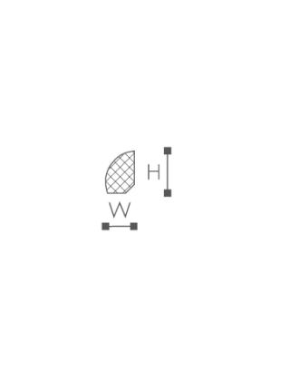 FL6 Плинтус напольный NMC