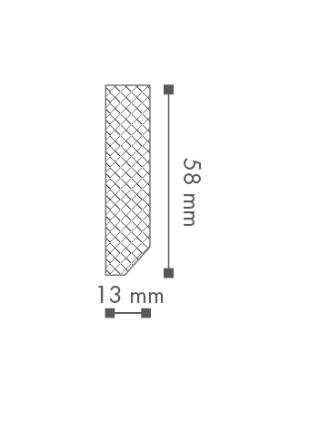 Плинтус напольный NMC FT2